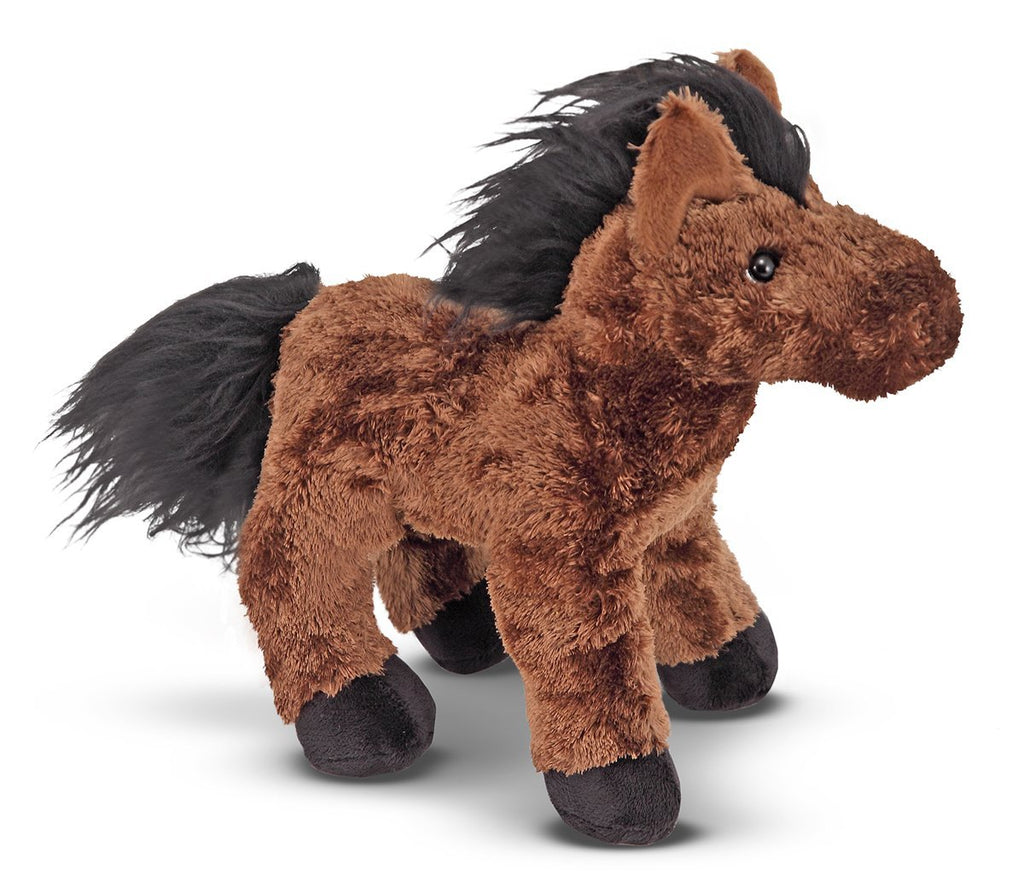 Melissa & Doug  - Hayward Horse Soft and Cuddly [Home Decor]- Olde Church Emporium