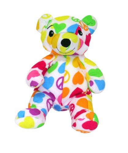 Melissa and Doug - BeePosh Collection Hope Bear Medium Size 11 Inches High [Home Decor]- Olde Church Emporium