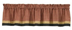 Park Designs - Heather's Quilt Point Valance 29 x 22 Inches and Valance 72 x 14 Inches [Home Decor]- Olde Church Emporium