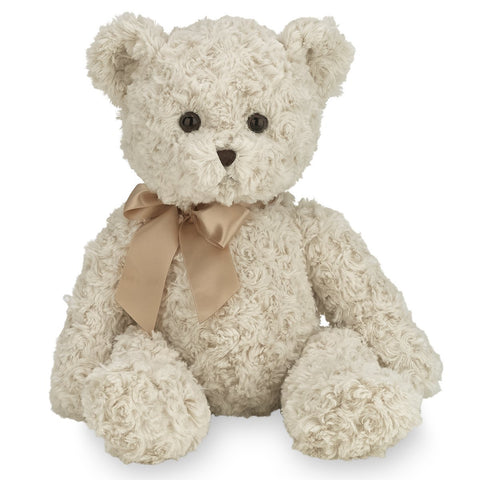 "Bearington - Award Winning White Stuffed Bear ""Huggles"" - 17 Inches"