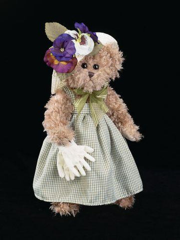 Bearington - Judy Gardening Collectible Bear - 14 Inches and Retired