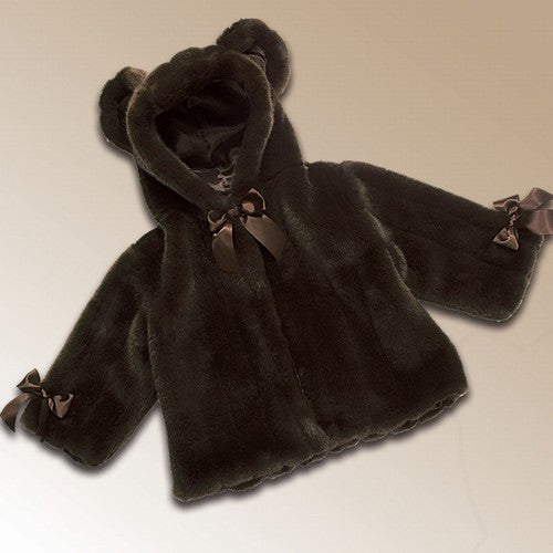 Bearington Baby - Mink Couture Collection, Coats, Bibs, Blankies, Snugglers, etc - Olde Church Emporium