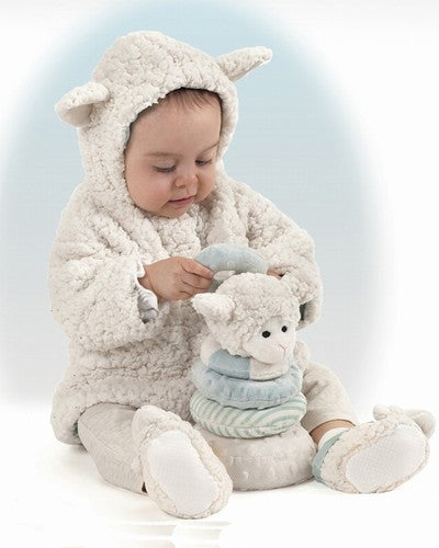 Bearington Baby - Lamby Collection - Coats, Bibs, Blankies, Snugglers, etc
