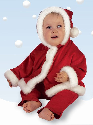 Bearington Baby - Santa Collection - Coats, Bibs, Blankies, Snugglers, etc - Olde Church Emporium