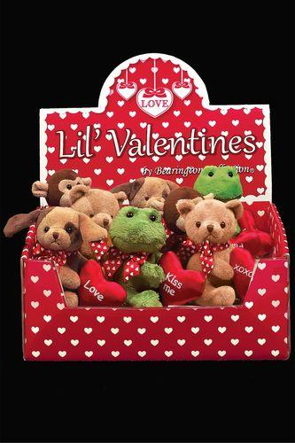 Bearington - Lil Valentines Kiss Me Frog 5 Inches - Olde Church Emporium