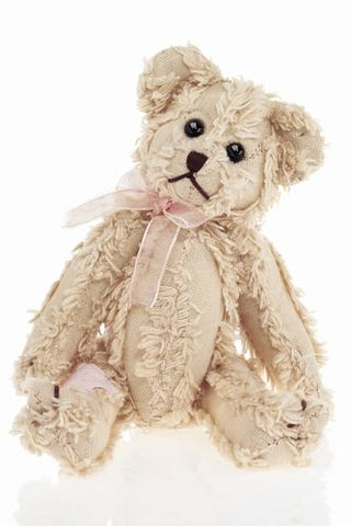 Bearington - Lil' Patch Miniature Bear 6 Inches and Retired