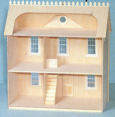 Lilliput Lemon Twist Dollhouse Kit by Real Good Toys [Home Decor]- Olde Church Emporium