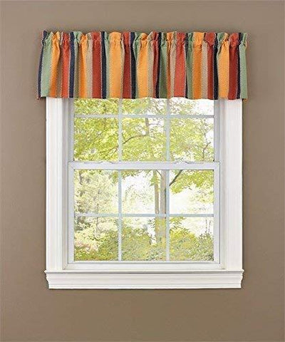 Park Designs Mango Valance Unlined 72 x 14 Inches