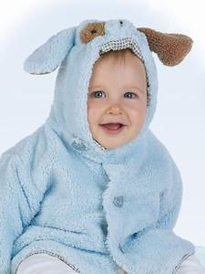 Bearing Baby Collection - Waggles - Coats, Bibs, Blankies, etc
