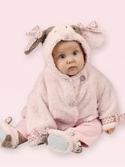 Bearing Baby Collection - Wiggles - Coats, Bibs, Blankies, etc - Olde Church Emporium
