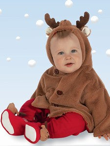 Bearington Baby - Lil Reindeer Collection, Coats, Bibs, Blankies, Snugglers, etc [Home Decor]- Olde Church Emporium