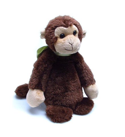 Bearington - Bananas Bean Bottom Monkey 10 Inches and Retired