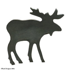 Park Designs - Moose Metal Napkin Rings [Home Decor]- Olde Church Emporium