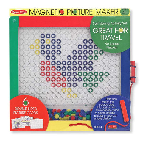 Melissa and Doug Magnetic Picture Maker Ages 4+