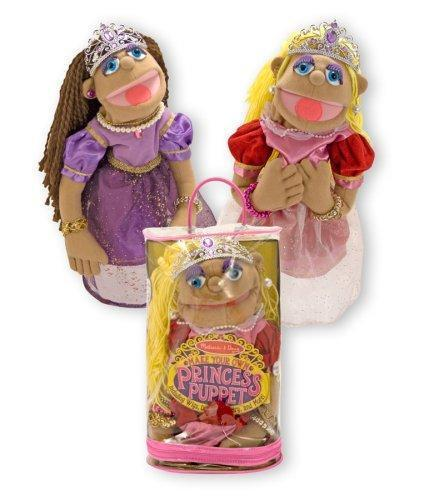Melissa & Doug - Make Your Own Princess Puppet Ages 3+ - Olde Church Emporium