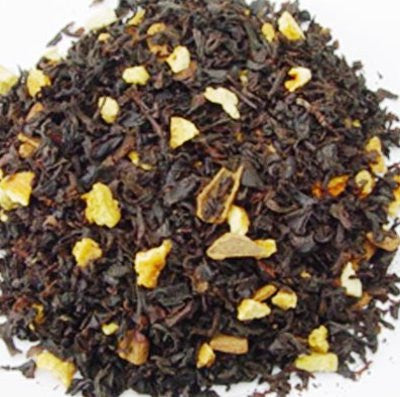 Orange Spice loose leaf tea - Loose Leave Flavored Black Tea
