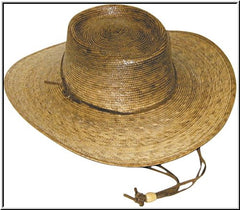 Outback Hat with Cotton Foam Sweatband - Unisex - Several Sizes [Home Decor]- Olde Church Emporium