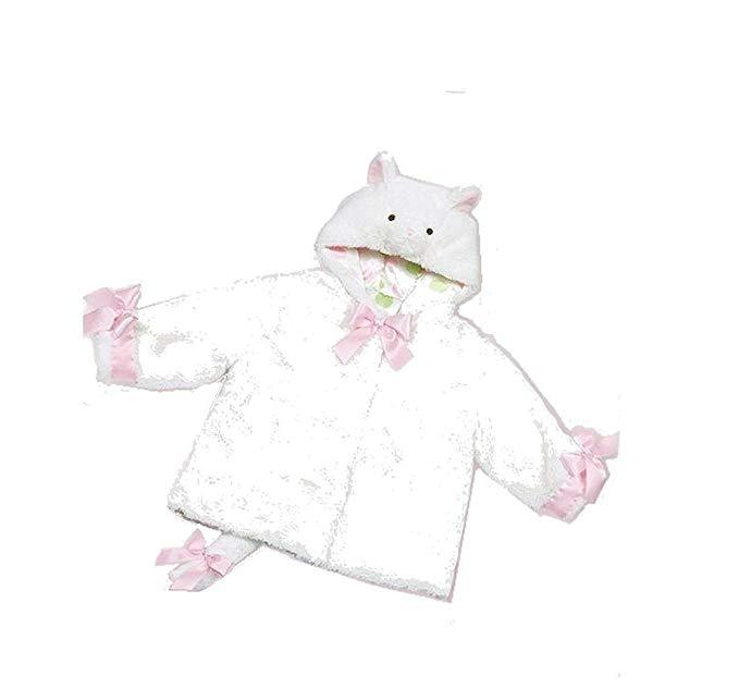 db38c667cbf7 The Bearington Collection Purrfect Kitty Coat 6-12 Months and 12 ...