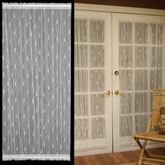 Heritage Lace - Pineapple Collection - Valances, Door Panels, Panels in White and Ecru - Olde Church Emporium