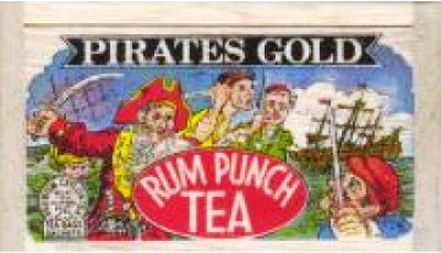 Pirates Gold Tea Bags