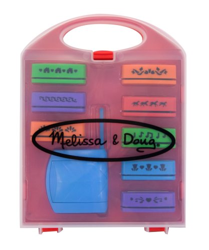 Melissa & Doug - Border Paper Punch Set [Home Decor]- Olde Church Emporium