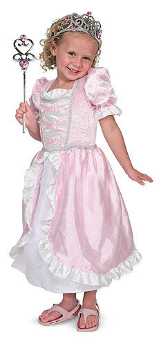 Princess Role Play Costume Set 3 to 6 years old [Home Decor]- Olde Church Emporium