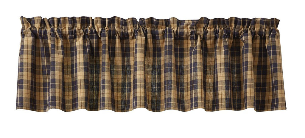 Park Designs Pittsfield Unlined Valance 72 x 14 Inches