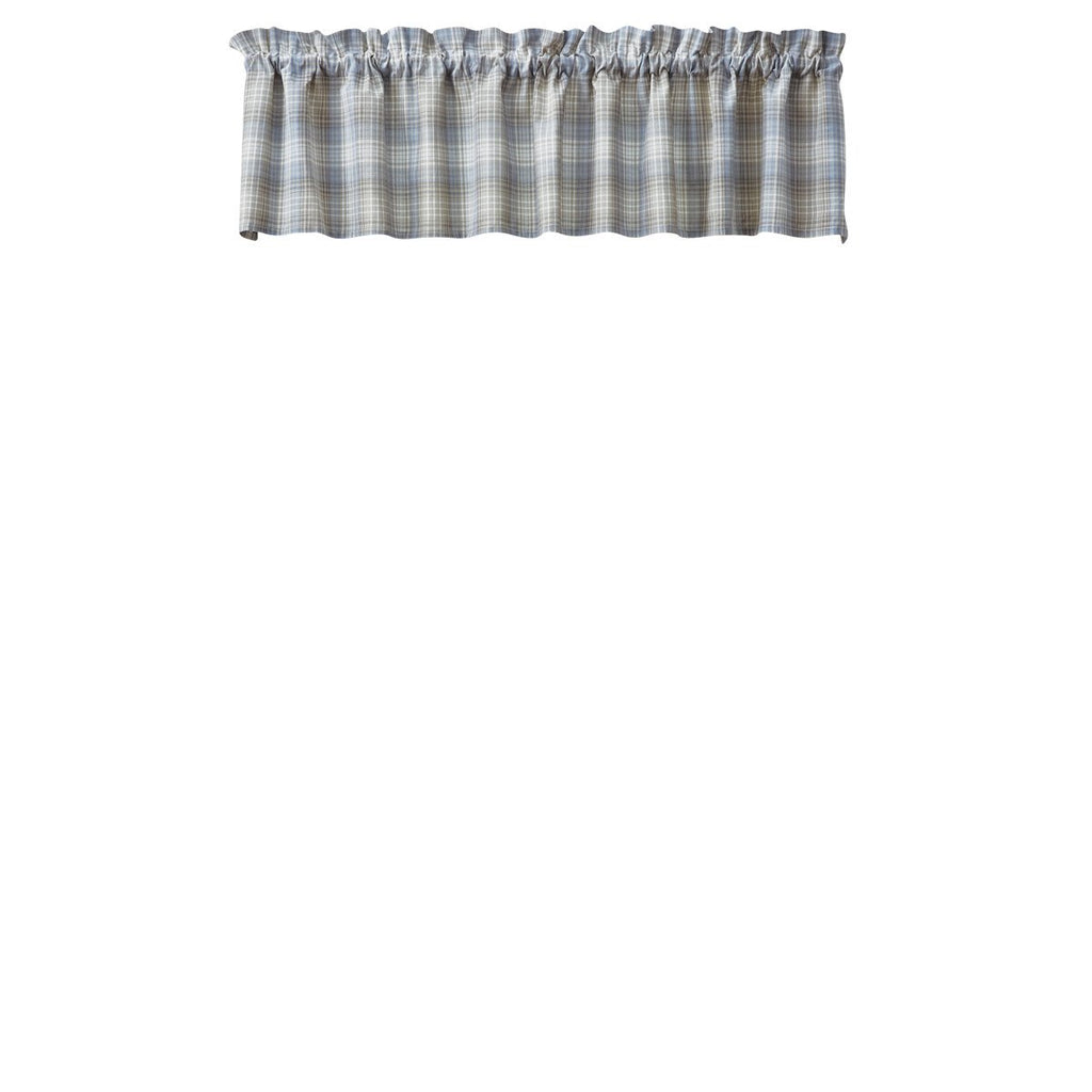 Park Designs Prairie Woods Unlined Valance Curtain 72 x 14 Inches