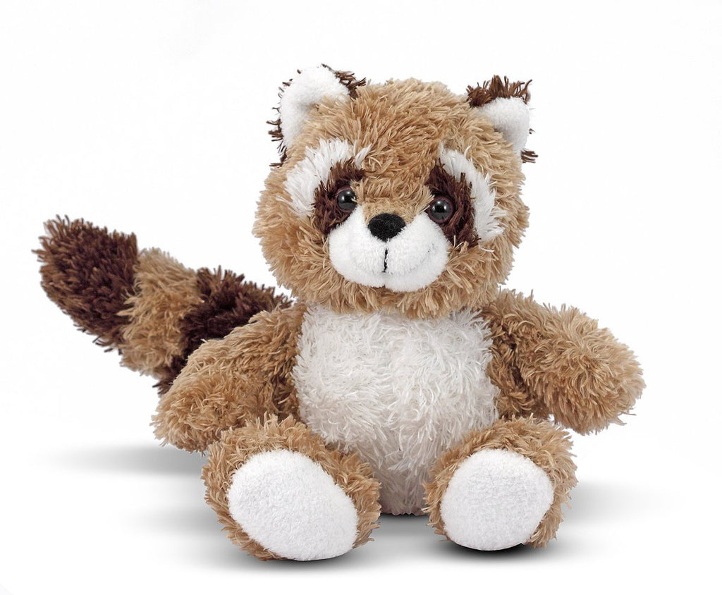 Melissa & Doug - Rascal Raccoon Stuffed Animal [Home Decor]- Olde Church Emporium