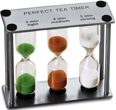 Stainless Steel Timers - 3-4-5 minute timers- 2 Styles [Home Decor]- Olde Church Emporium