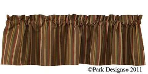 Park Designs - River Birch Valance 72 x 14 Inches