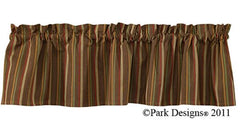 Park Designs - River Birch Valance 72 x 14 Inches [Home Decor]- Olde Church Emporium