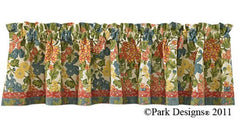 Park Designs - Rue Du Marche Lined  Valance 72 x 14 Inches and Sheer Valance 72 x 14 Inches [Home Decor]- Olde Church Emporium
