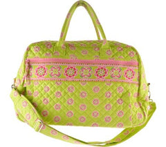 Stephanie Dawn  - Gigi Green Bag Collection 7 Styles Quilted Handbags Made In USA - Olde Church Emporium