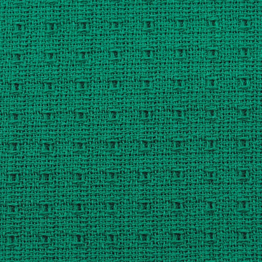 Homespun Tablecloth - Evergreen - Tablecloths, Napkins, Runners, Placemats, - Made in USA [Home Decor]- Olde Church Emporium