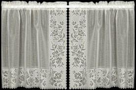 Heritage Lace Sonata Collection - Curtains, Doilies, Runners, Made in U.S.A.