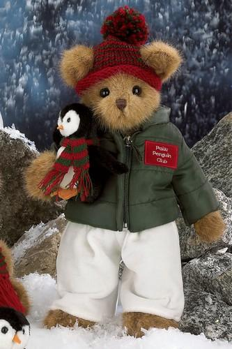 Bearington Shane & Shivers 14 Inches and Retired - Olde Church Emporium