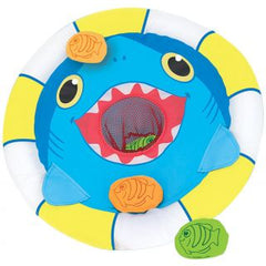 Melissa and Doug Spark Shark Floating Target Game Sunny Patch Ages 6+