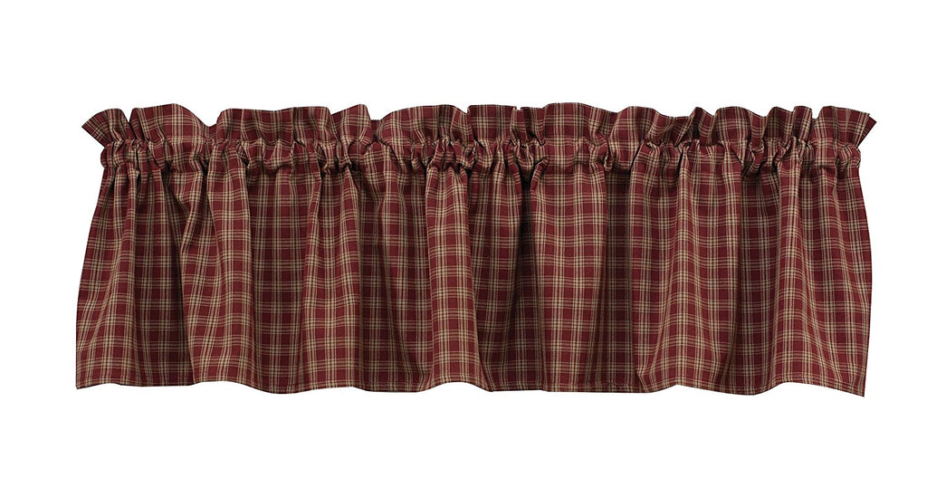 Park Designs - Sturbridge Vine Curtains Collection- Valances, Tiers, Swags, etc. - Olde Church Emporium