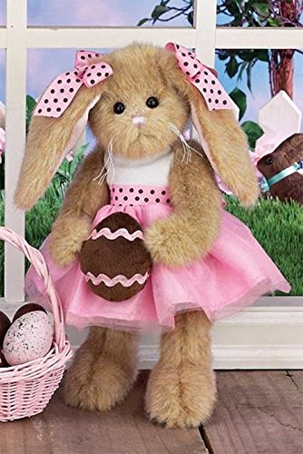"Bearington - Easter Spring Bunny Bear ""Susie B Sweet"" - 14 Inches and Retired - Olde Church Emporium"