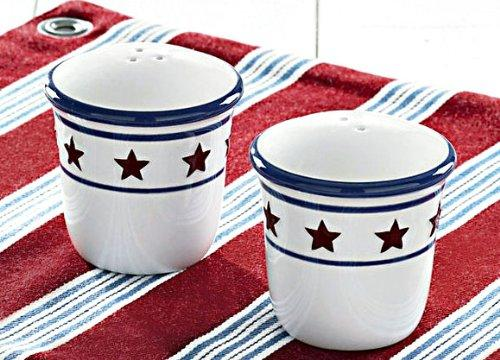 Park Designs Sea Worthy Kitchen Salt and Pepper Shaker Set