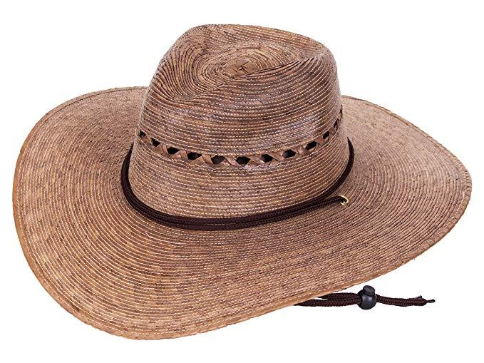 Gardener Lattice Hat with Cotton Foam Sweatband - Unisex- Several Sizes