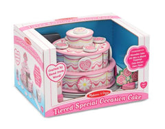 Melissa & Doug Tiered Special Occasion Cake [Home Decor]- Olde Church Emporium