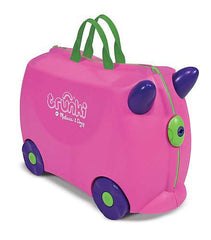 Melissa & Doug Trunki - Ride On Luggage Toy available in several Colors