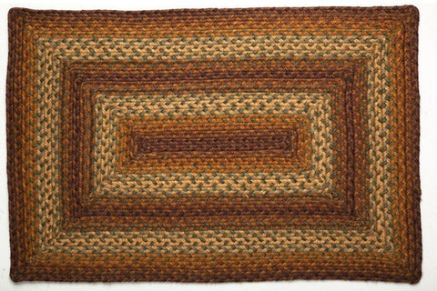 Tweed Jute Braided Rugs
