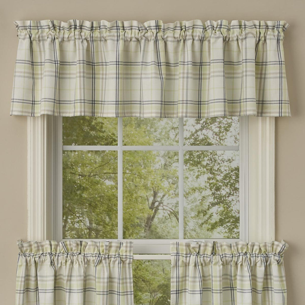 Copy of Park Designs Dew Drop Unlined Valance 72 x 14 Inches