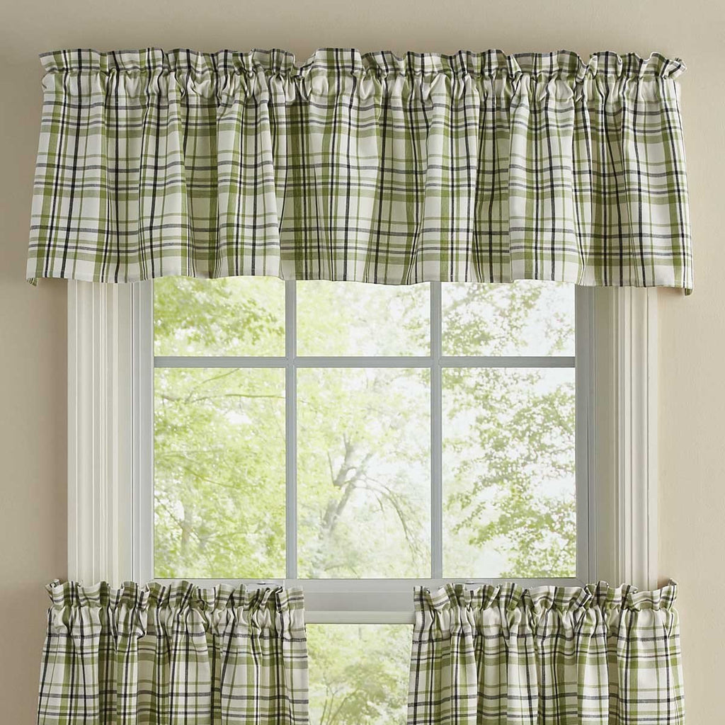 Park Designs Time in a Garden Unlined Valance 72 x 14 Inches - Olde Church Emporium