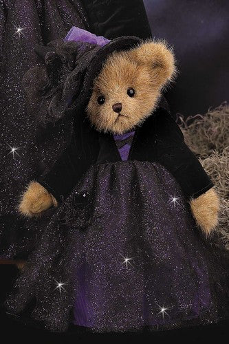 Bearington - Halloween Bear  Wanda Weber  - 14 Inches and Retired