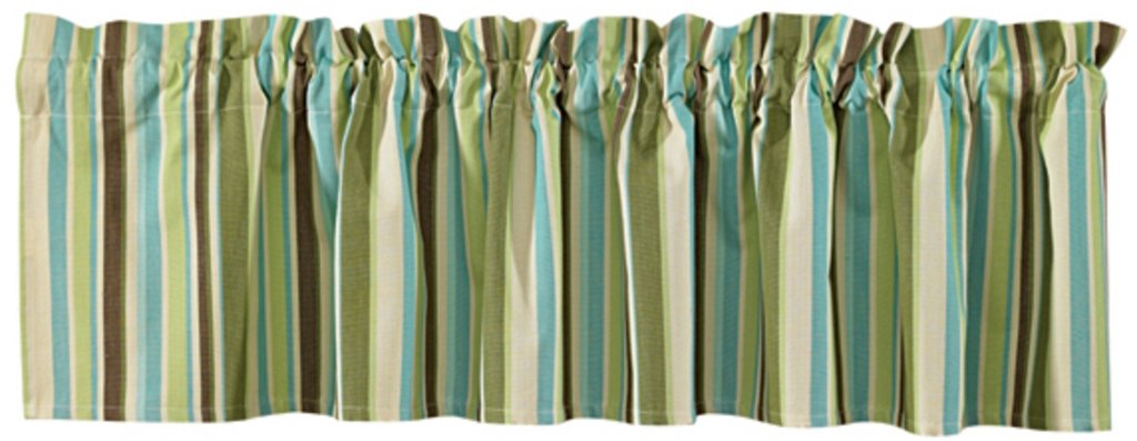 Park Designs - Waterside Valances 100% Cotton Country Beach Style curtains - Olde Church Emporium