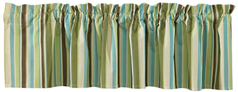 Park Designs - Waterside Valances 100% Cotton Country Beach Style curtains
